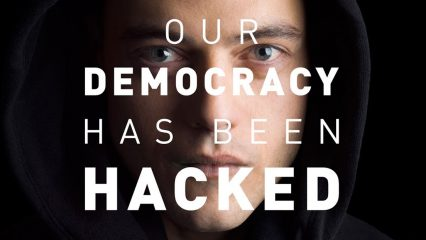 Mr. Robot - Our Democracy Has Been Hacked